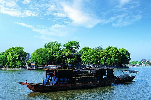 南湖风景名胜区位于嘉兴市区,规划区域总面积276.