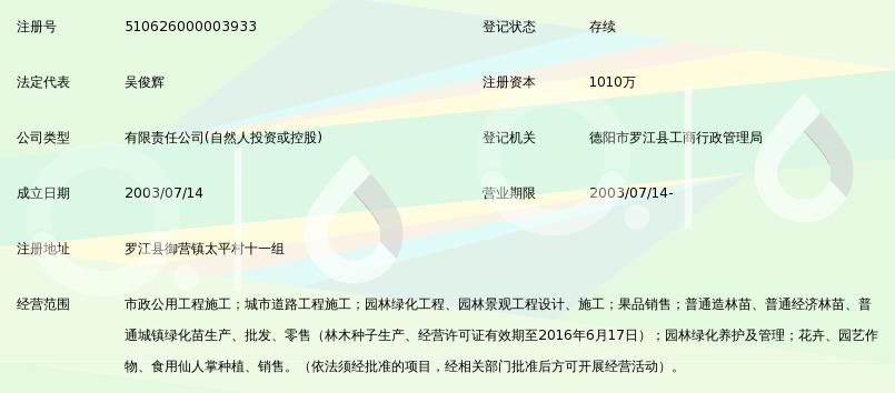 德阳绿源市政工程有限公司图片