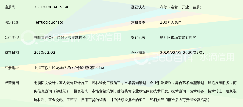 上海飞睿建筑设计工程有限公司