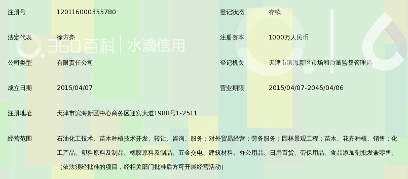 天津凯源石油化工科技有限公司_360百科
